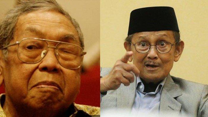 Sempat Tak Digubris, Ucapan Gus Dur Terbukti Saat Habibie Jatuh dari Presiden, Tahu dari Bunga