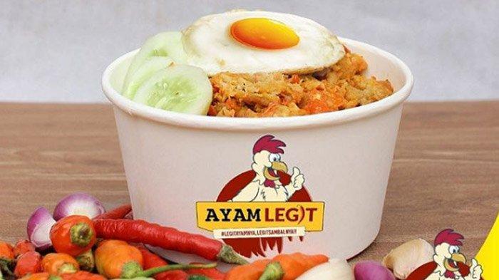 Gerai Ayam Legit Tangerang Milik Rico Rampenawas Sajikan Menu Ayam Geprek Selera Pedas, Cobain Yuk!