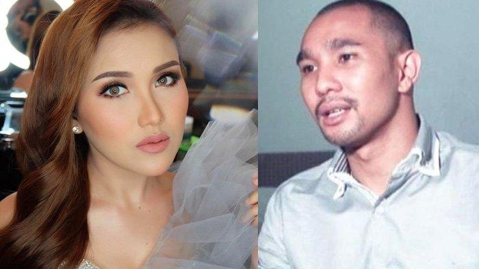 Ayu Ting Ting dan Enji Baskoro, mantan suaminya