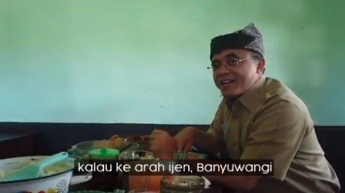 Azwar Anas Unggah Video 'KKN di Desa Penari', Lokasi di Pedalaman Banyuwangi: Rugi Enggak Mampir