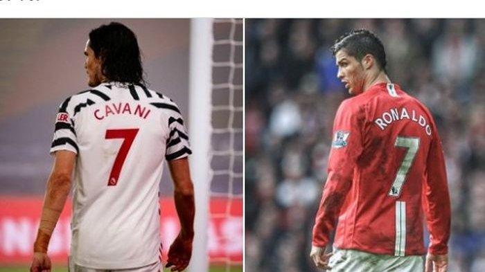 Daftar Skuat MU di Liga Champions Lawan Young Boys: Cristiano Ronaldo Masuk, Edinson Cavani Tak Ikut
