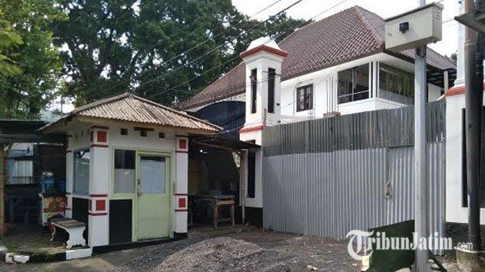 Mengintip Rumah Dinas Bupati Malang yang Mau Direnovasi Rp 900 Juta, Sekda: Atapnya Bocor saat Hujan