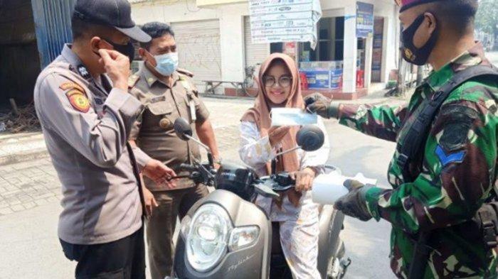 Kabupaten Gresik Kembali Masuk Zona Oranye Covid-19, Wabup Bu Min: Lebih Tertib Memakai Masker!