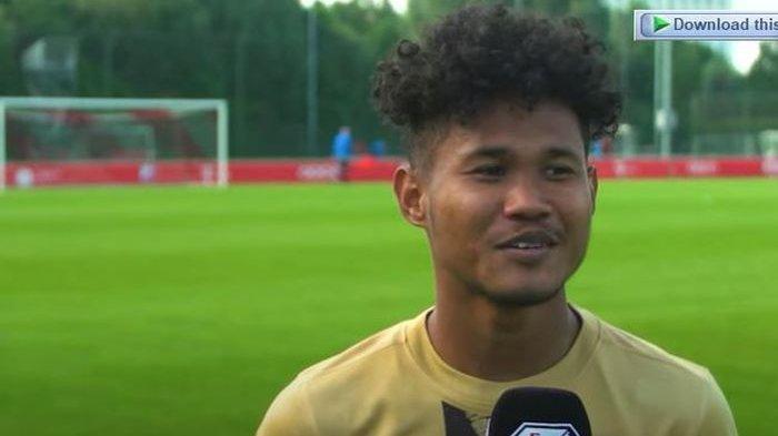 Komentar Bagus Kahfi Usai Borong 2 Gol untuk Jong Utrecht: 'Insting Seorang Striker'