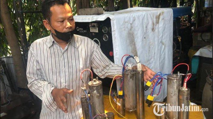 Alat Penghemat BBM Buatan Warga Gresik Diminati Malaysia, Tempuh 323 Km dengan 14 Liter Solar