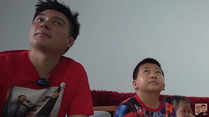 Baim Wong minta Gilang pindah rumah.