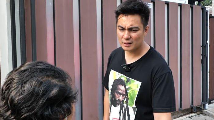 Baim Wong Ragu Akbar Si Mahasiswa Nyambi Driver Ojol Bisa Bayar Kuliah & Laptop: Susah Lah Bro itu