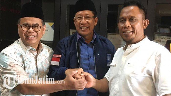 Ending Polemik Rekomendasi PAN untuk Pilkada Tuban 2020: Fix Dukung Setiajit-Armaya Mangkunegara