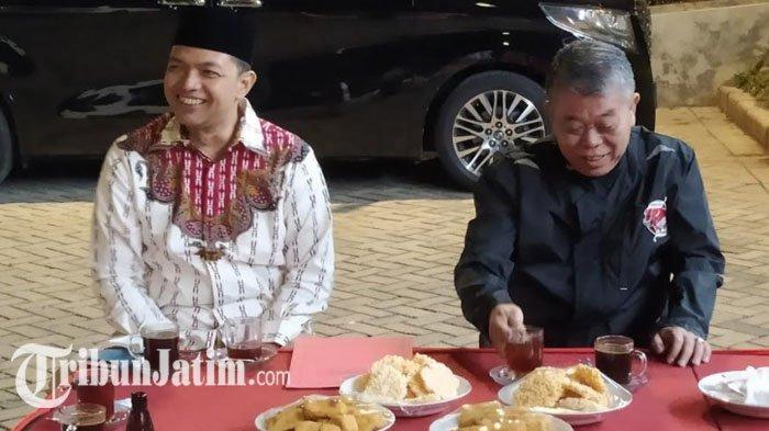 Alasan Gus Hans Nekad Daftar Bakal Calon Wakil Wali Kota Surabaya di PDI Perjuangan saat Injury Time