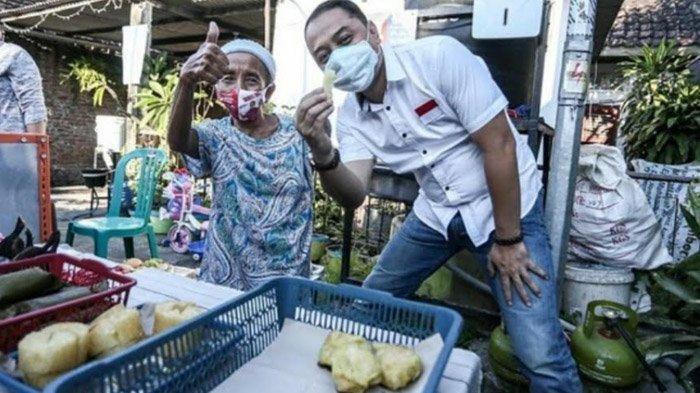 Berkomitmen Lanjutkan Program Risma, Eri Cahyadi Gagas Penguatan UMKM Surabaya dengan Cara Ini