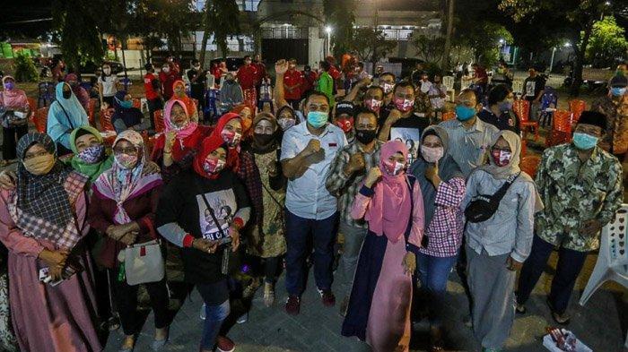 Warga Tandes Dukung Eri Cahyadi di Pilkada Surabaya, Titip Keberlanjutan Program Penataan Kampung