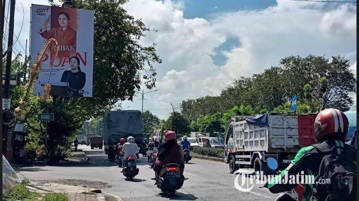 Makin Banyak yang Pasang Baliho Puan Maharani, PDIP Jatim Sebut Sejalan dengan Usulan Rakerda