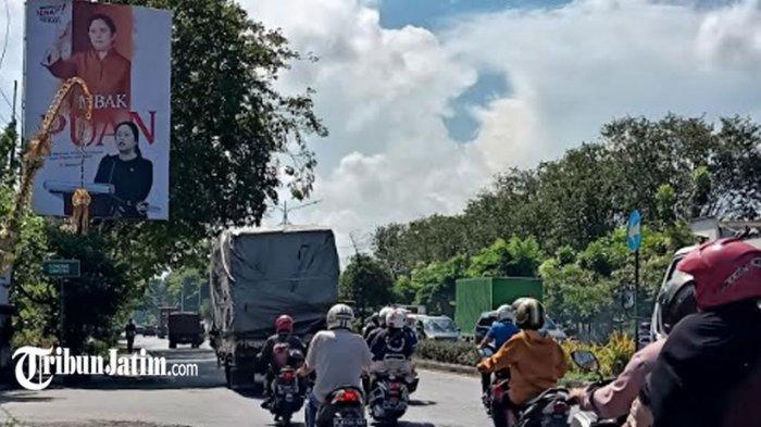Baliho Puan Maharani Bertebaran Terkait Pilpres 2024? Begini Kata PDI Perjuangan Jawa Timur