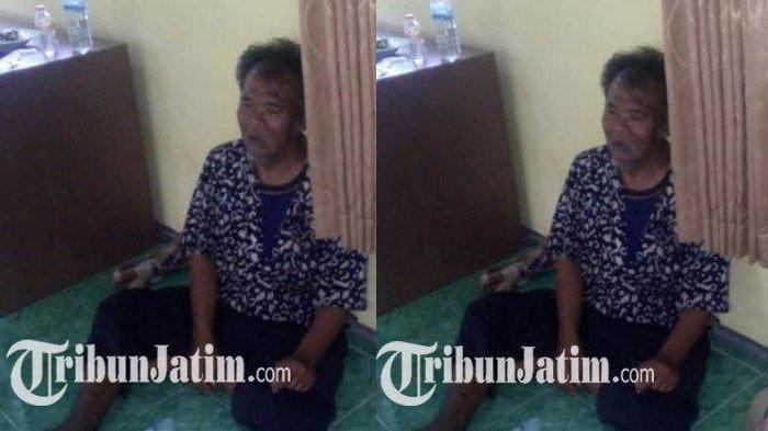 Ironi Mantan Sopir di Kediri Diusir Istri Kedua, Sakit-sakitan, Jadi Gelandangan & Ditolak Keluarga