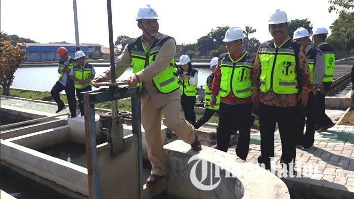 Anggota Komisi V DPR RI Puji Kinerja PDAM Surabaya dan Kritik Pemerintah Pusat soal Air Umbulan