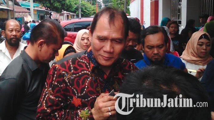 Jenguk di Rutan Medaeng, Bambang Haryo Ungkap Kondisi Ahmad Dhani Sangat Sehat