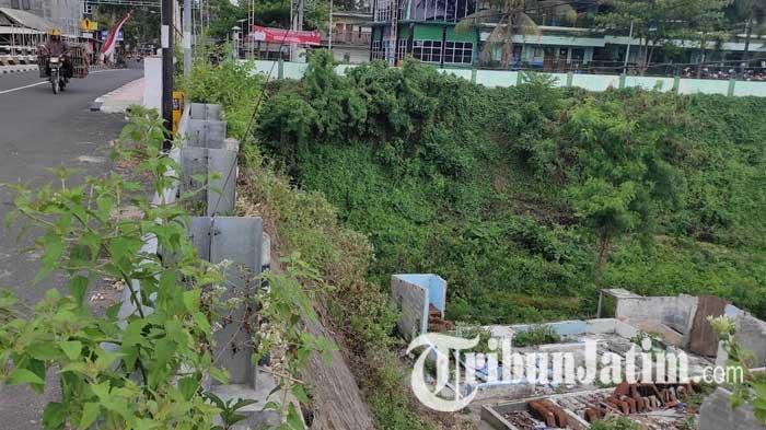 Banyak Permukiman Padat Penduduk di Stren Kali Lahar, Pemkot Blitar Lakukan Pendataan