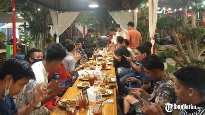 Bani Food Court Pamekasan Punya Menu Buka Puasa Pak Rahmat & Buk Rahmat, Murah, Rasa Bintang Lima