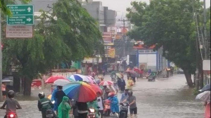 Banjir di Jakarta, Pantau Kondisi Terkini Ibu Kota dan Sekitarnya Lewat Aplikasi Ini