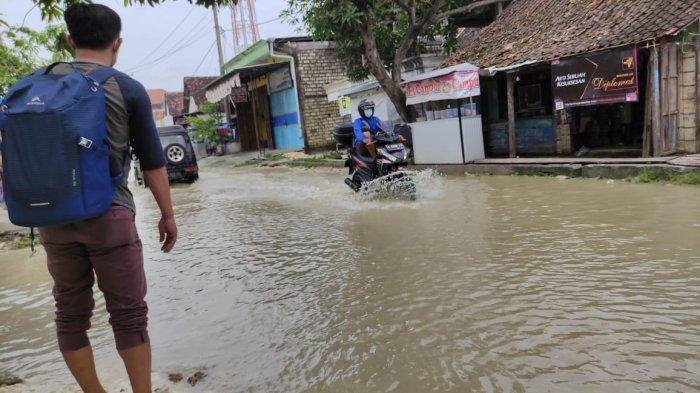 Banjir di Lamongan Meluas, 12 Desa di 4 Kecamatan Terendam, BPBD Harus Aktifkan Pompa Kuro