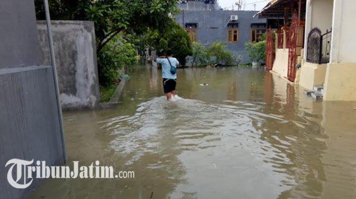 Sampah Keluarga Dibuang ke Sungai Disebut Jadi Penyebab Banjir di Pamekasan, Begini Solusi BPPBD