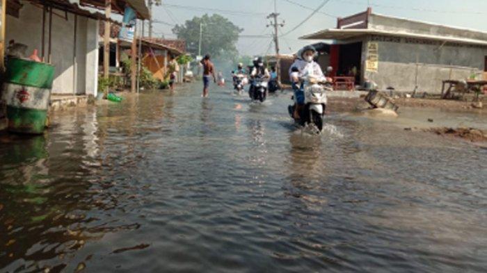 Tiga Sungai Meluap, 2.970 Rumah Terendam Banjir 50-80 Sentimeter di Pasuruan
