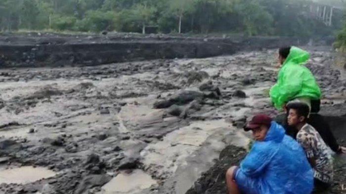 Banjir Lahar Dingin Kembali Terjadi di Lumajang, BPBD Imbau Warga 'Selalu Berhati-hati'