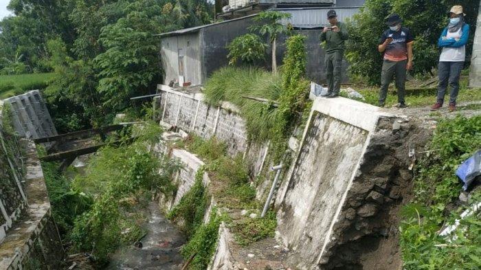 Banjir Paling Parah di Kota Blitar, DPUPR: Penyebabnya Kiriman Air dari Utara