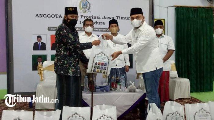 Prihatin Lonjakan Covid-19 di Bangkalan, 12 Anggota DPRD Jatim Dapil Madura Dirikan Rumah Sehat