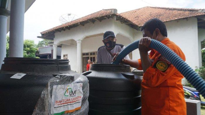 Banjir Lumajang, Laznas LMI Bantu Tandon dan Air Bersih