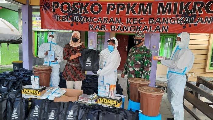 Gubernur Khofifah Perketat PPKM Mikro di Bangkalan, Jika Efektif Penyekatan di Suramadu Dilonggarkan
