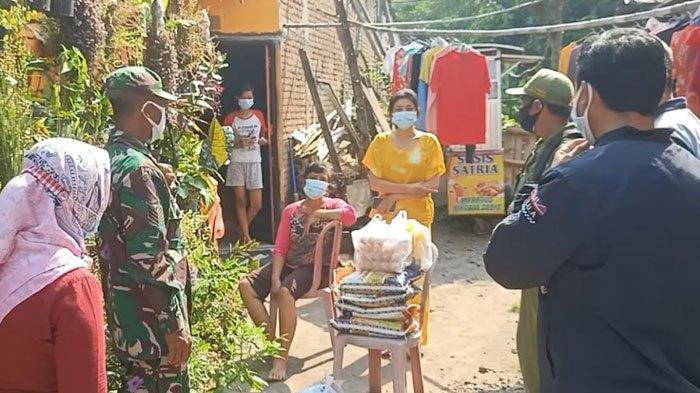 OPD Pemkot Kota kediri Dikerahkan Distribusikan Bantuan Sembako Warga Isolasi Mandiri