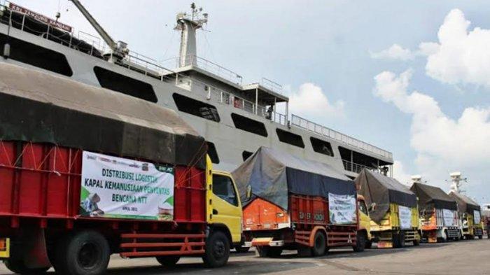 Pakai Kapal Berkapasitas 7.138 Ton, ACT Berangkatkan Bantuan Pangan untuk Korban Banjir Bandang NTT
