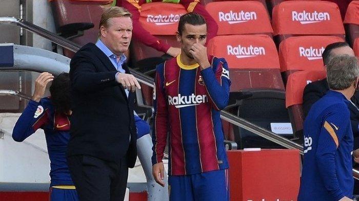 Mantan Bek Blaugrana Sebut Griezmann Buat Kesalahan Pindah ke Barcelona