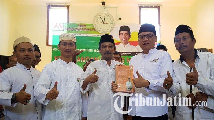 BSMP Pasuruan - Probolinggo Targetkan Bisa Raih Suara 85 Persen untuk Jokowi-Ma'ruf Amin