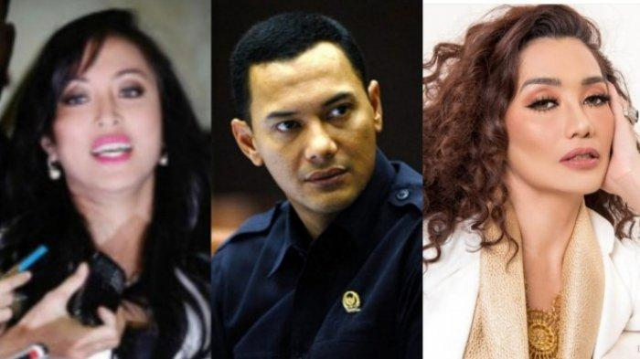 Terjawab Sudah Penyebab Cerai Adjie Massaid dan Reza, Bukan Soal Angelina, Ibu Aaliyah Masih Sayang