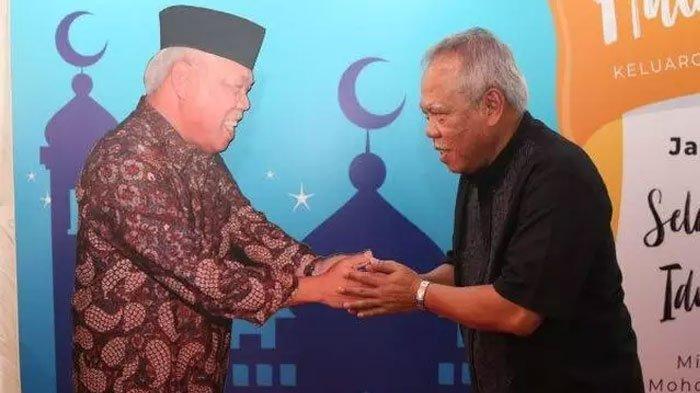8 Momen Lucu Basuki Hadimuljono yang Kembali Jabat Menteri PUPR, Main Gitar saat Jokowi Diwawancarai