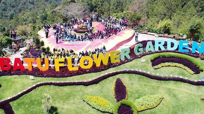 Harga Tiket Masuk Batu Flower Garden dan Eco Green Park, Pemandangan Indah hingga Banyak Wahana Seru