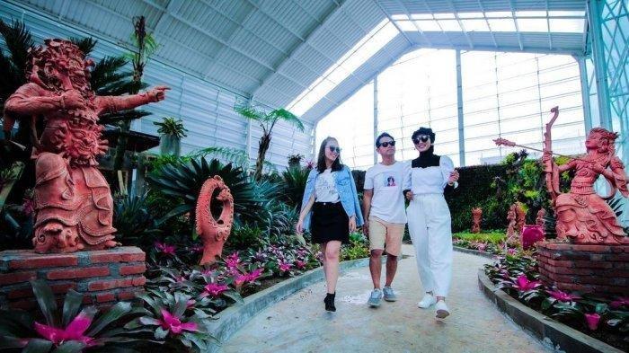 Batu Love Garden, tempat wisata baru di Kota Batu.
