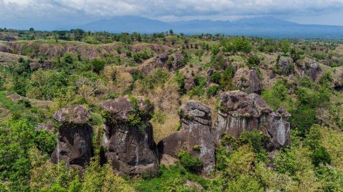 Harga Tiket Masuk Wisata Batu So'on Bondowoso, Situs Bebatuan Mirip di Inggris, ini Jam Buka & Rute