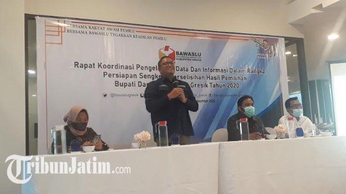 Pilkada di Tengah Pandemi Covid-19, Bawaslu RI Minta Pengawas TPS Tegas Terkait Protokol Kesehatan