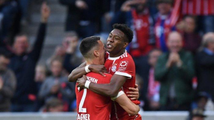 Real Madrid Resmi Gaet Mantan Bek Bayern Muenchen