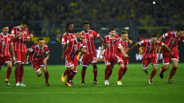 Big Match Bundesliga, Bayer Leverkusen vs Bayern Munchen Saksikan Live di Mola TV