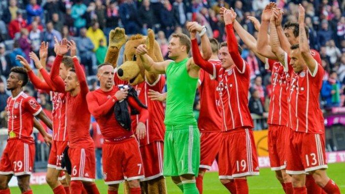 Lesakkan 27 Kali Tembakan, Bayern Muenchen Menang Telak Atas Mainz di Allianz Arena