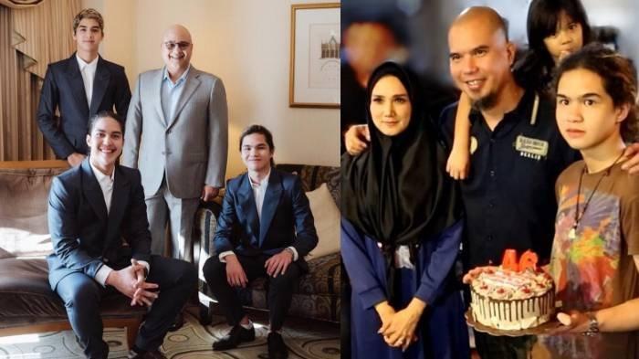 Al, El, Dul Ogah Panggil Mulan dengan Sebutan Ibu, Beda Drastis dengan Perlakuan ke Irwan Mussry