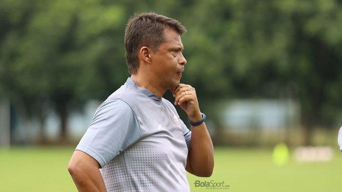 Beda Pendapat dengan Indra Sjafri, Pelatih Persija Sebut Pemain Muda asal Brasil Proyek dari PSSI