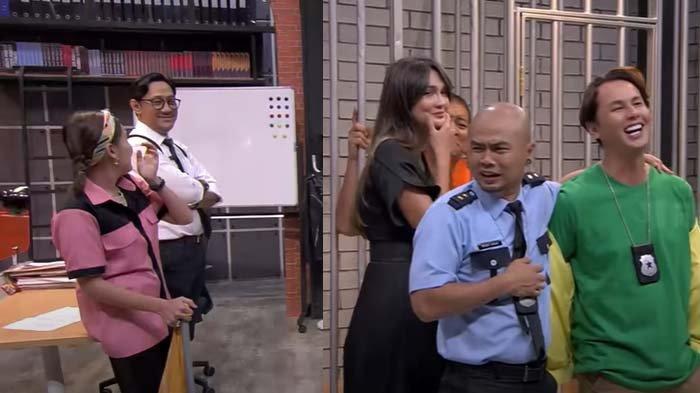 Beda sikap Luna Maya ke Ayu Ting Ting dan Wendy Cagur terlihat di acara Lapor Pak!.