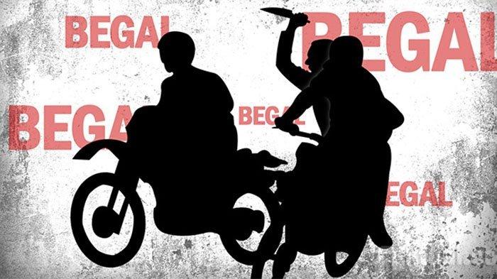BREAKING NEWS -  Driver Ojol Surabaya Jadi Korban Begal, Nafasnya Tersengal: Diwarnai Suara Tembakan