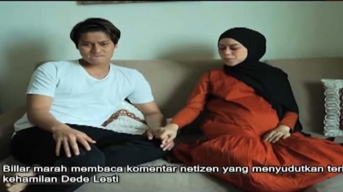 Jawaban Lesty Dituduh Hamil Duluan, Sahabat Tak Menyangka Sikap Istri Billar ke Haters: Lo Ngerekam?