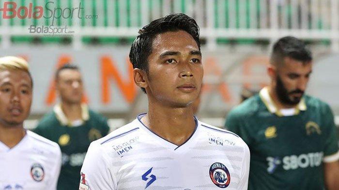 Jelang Derby Jatim, Arema FC Waspadai Striker Persela Ivan Carlos